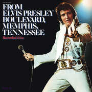 From Elvis Presley Boulevard Memphis Tennessee (Translucent Gold) LP , Elvis Presley