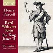 Royal Welcome King James II