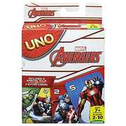 Mattel Games - UNO Avengers Card Game