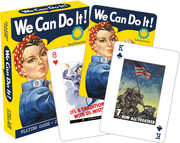 Smithsonian War Posters Playing Cards