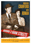 Down Three Dark Streets , Broderick Crawford