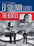 The 4 Complete Ed Sullivan Shows Starring The Beatles , The Beatles