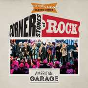 Cornerstones Of Rock: American Garage , Various
