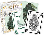 Harry Potter Slytherin Playing Cards