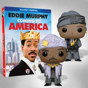 Coming To America Blu-ray Bundle , Eddie Murphy