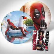 Deadpool 2 Blu-Ray LP Bundle , Ryan Reynolds