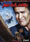 Ash vs. Evil Dead: The Complete Collection , Bruce Campbell