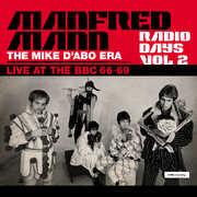 Radio Days Vol. 2: Live At The Bbc 1966-69 , Manfred Mann