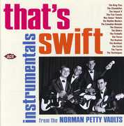 That's Swift: Instrumentals From The Norman Petty Vaults [Import]