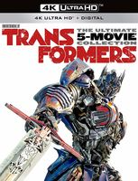 Transformers: The Ultimate Five Movie Collection Deals
