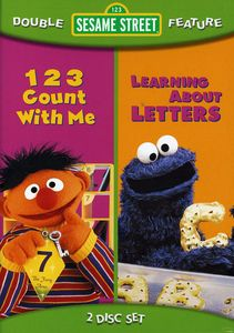 123 Count With Me /  Learning About Letters||||||||||||||||||||||||||||||||||||||