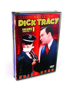 Dick Tracey 1 & 2