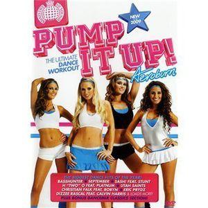 Pump It Up Aeroburn 2009 /  Various [Import]