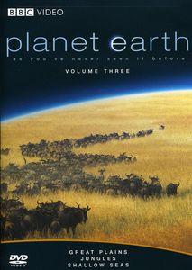 Planet Earth 3: Plains Jungles Shallow Seas