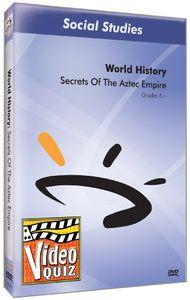 Secrets of the Aztec Empire Video Quiz