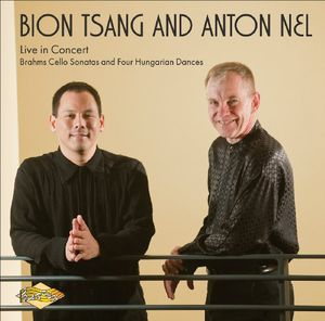 Bion Tsang & Anton Nel Live in Concert