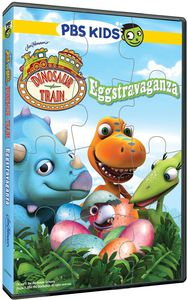 Dinosaur Train: Eggstravagaza & Puzzle