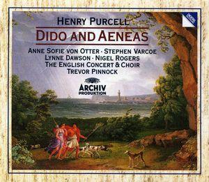 Dido & Aeneas-Pinnock, Von Otter