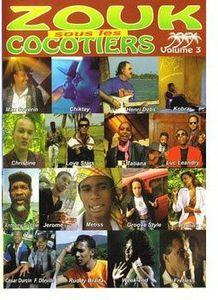 Vol. 3-Zouk Sous Les Cocotiers [Import]