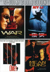 War /  Black Mask /  The Limey /  Mean Guns