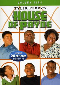 Tyler Perry's House of Payne: Volume 9 , Lance Gross