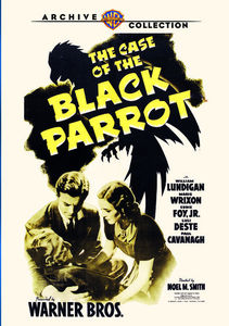 The Case of the Black Parrot