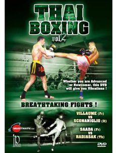 Thai Boxing: Volume 2: Breathtaking Fights!