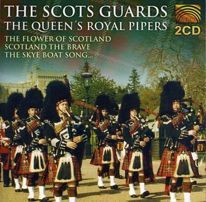 Scots Guards: The Queen's