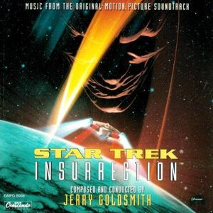 Star Trek: Insurrection (Original Soundtrack)