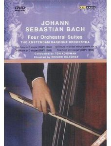 Bach: Four Orchestral Suites [Import]