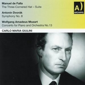Three-Cornered Hat /  Sym 8 G Min /  Piano Cto 13