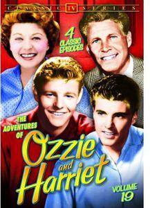 The Adventures of Ozzie & Harriet: Volume 19
