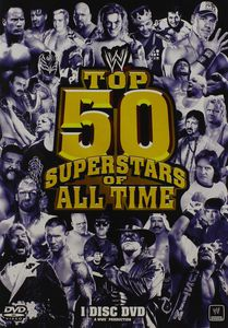 Top 50 Superstars of All Time