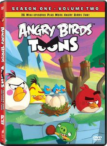 Angry Birds Toons: Season One Volume 2