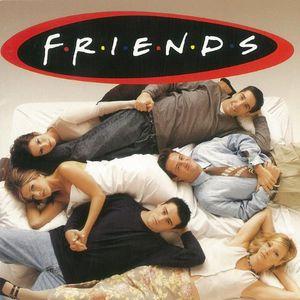 Friends (Original Soundtrack) [Import]