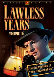 The Lawless Years: Volume 10