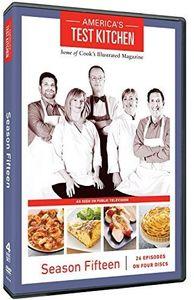 America's Test Kitchen: Season 15