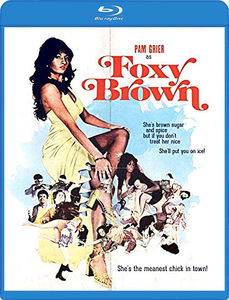 Foxy Brown , Pam Grier