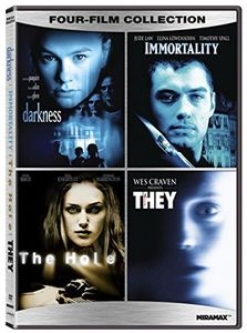 Darkness /  Immortality /  The Hole /  They