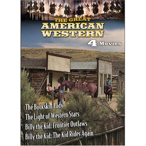 The Great American Western: Volume 22