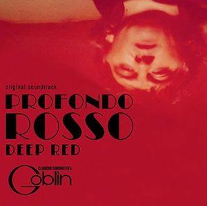 Deep Red /  Profondo Rosso (Original Soundtrack)