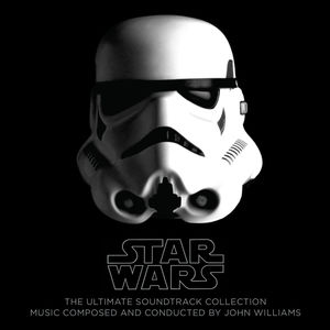 Star Wars: The Ultimate Soundtrack Collection [10CD/ 1DVD]