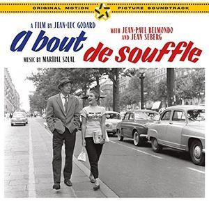 À Bout de Souffle (Breathless) (Original Soundtrack) [Import]