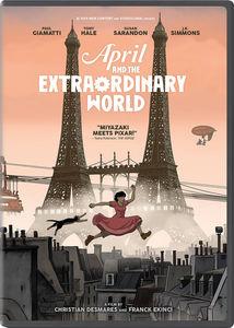 April And The Extraordinary World , Marion Cotillard