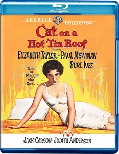 Cat on a Hot Tin Roof , Elizabeth Taylor