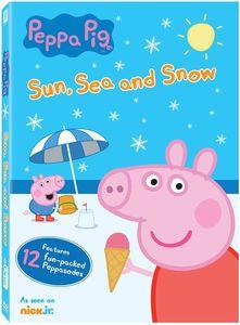 Peppa Pig: Sun, Sea and Snow