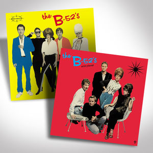 The B-52's Vinyl Bundle , The B-52's