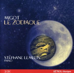 Zodiaque & Other Piano Works