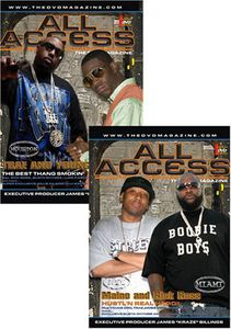 All Access DVD Magazine: Volume 13