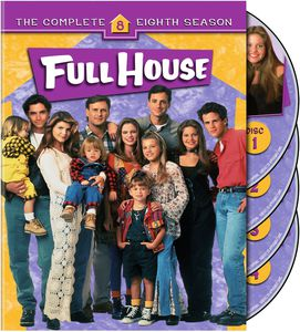 Full House: The Complete Eighth Season